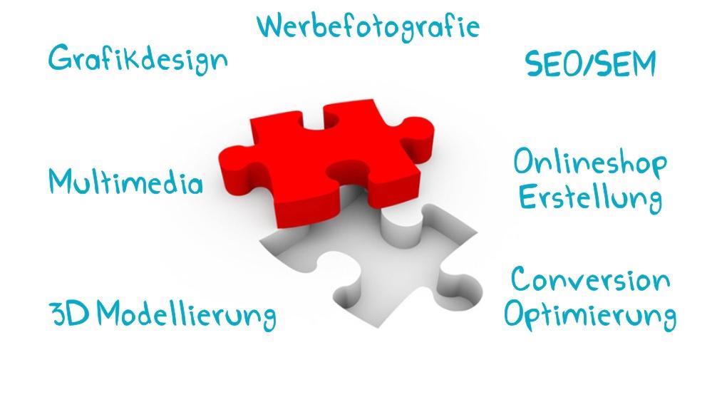 Profi-Werbefotografie ist Teil einer umfassenden Serviceplattform