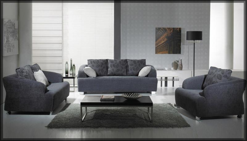 Tapeten und Wandgestaltung im Wohnzimmer